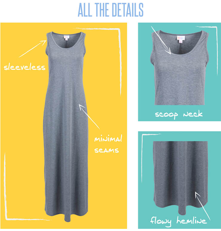 d49cad8272751 Style Review  The LuLaRoe Dani - Dirt Road Style