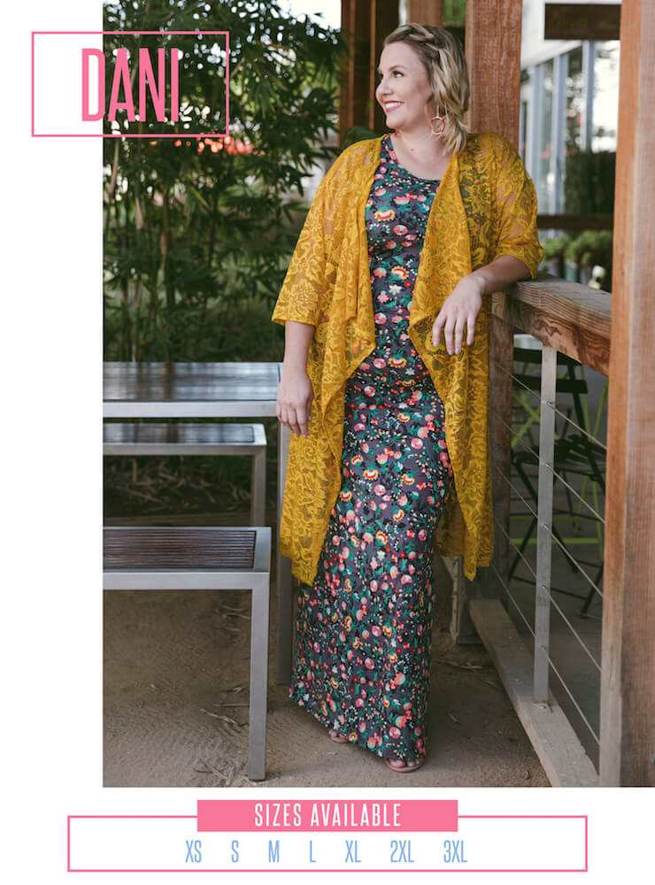 53cb2b4755 Style Review  The LuLaRoe Dani - Dirt Road Style